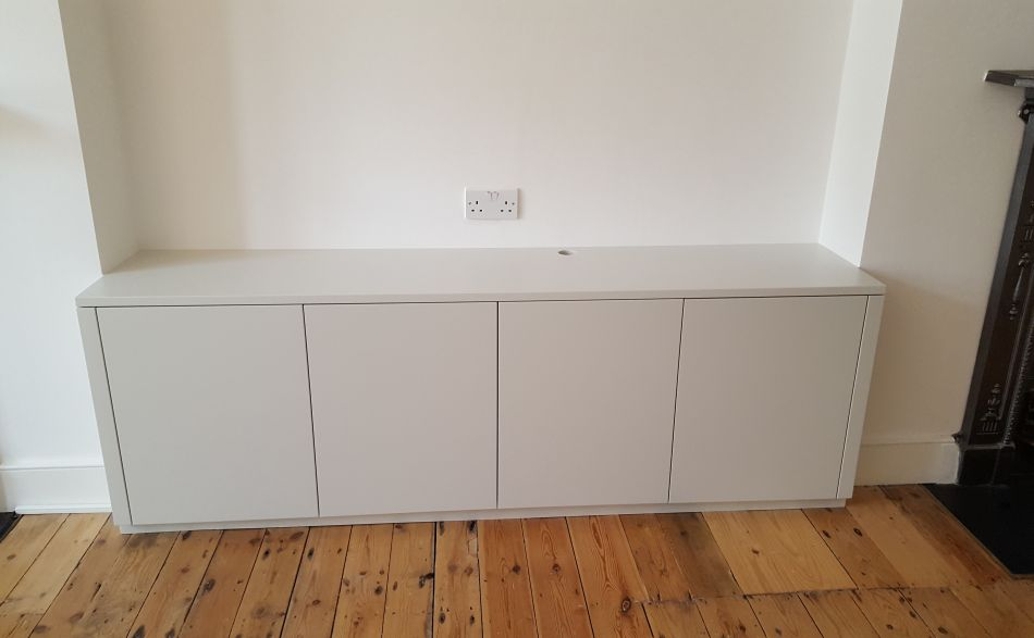 Thumbnail image for Handleless Low Cupboards