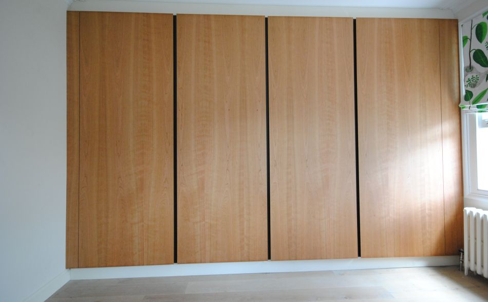 Thumbnail image for Wide Cherry Doors